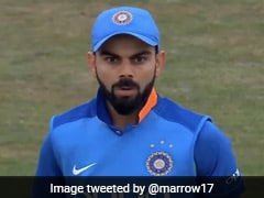 Virat Kohli's Expression After Being Bowled By Adil Rashid Goes Viral