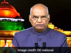 """Don't Let Contentious Issues Distract Us"", President Kovind Tells Nation"