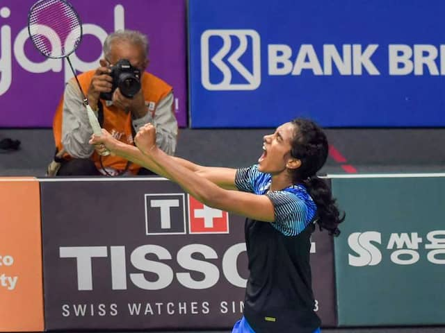 Asian Games 2018: PV Sindhu Has A Plan In Place To Break Her Final Jinx