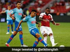 Atletico Madrid Beat Mesut Ozil-Less Arsenal On Penalties