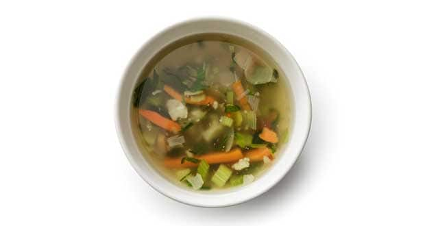 Mixed Vegetable Soup