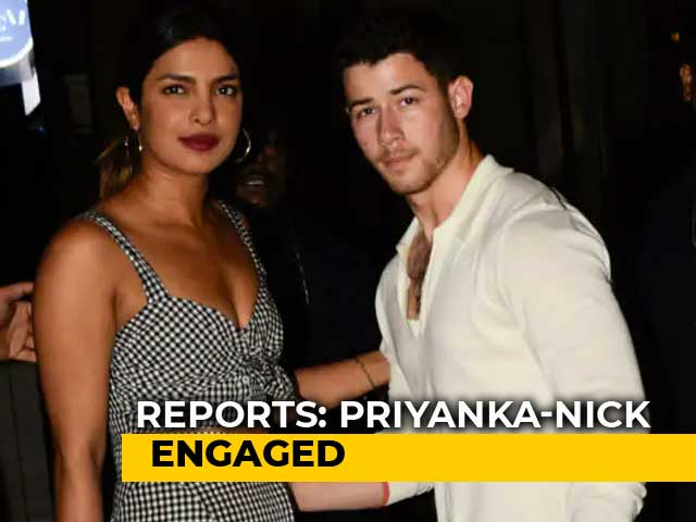 Video : Priyanka Chopra And Nick Jonas Reportedly Engaged