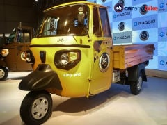 Piaggio Rolls Out Its 2.5 Millionth SCV In India; New Engine Introduced For Ape