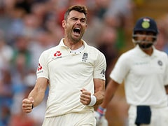 India vs England: James Anderson Could Play For