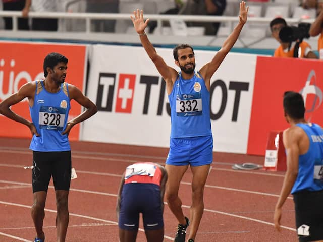 Asian Games 2018, Day 10 Highlights: Manjit Singh Clinches Gold, Jinson Johnson Bags Silver In Mens 800M