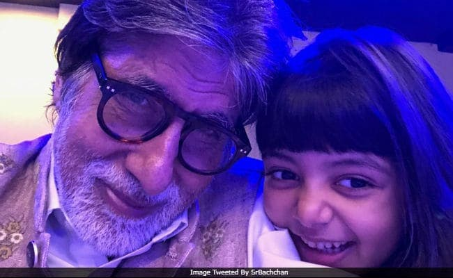 Kaun Banega Crorepati: Amitabh Bachchan Would Like To Have Granddaughter Aaradhya On The Hot Seat