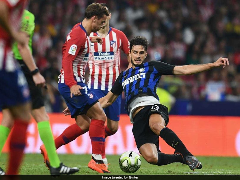 Inter Milan Beat Atletico Madrid In International Champions Cup Final