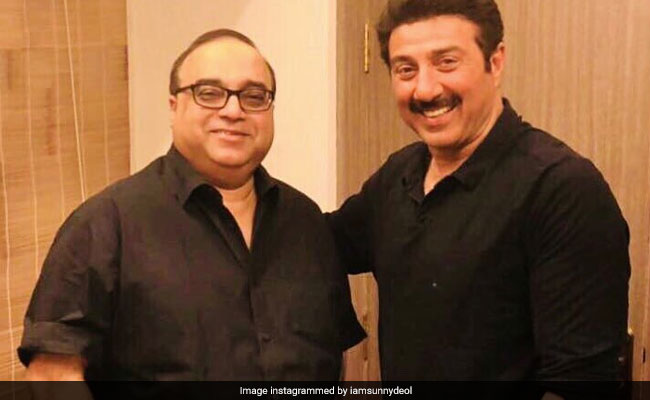 Sunny Deol And Rajkumar Santoshi To Reunite 16 Years After Their Massive Box Office Clash: Reports