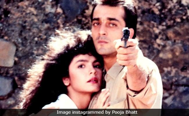 Sanjay Dutt Initiated Sadak 2, Says Pooja Bhatt