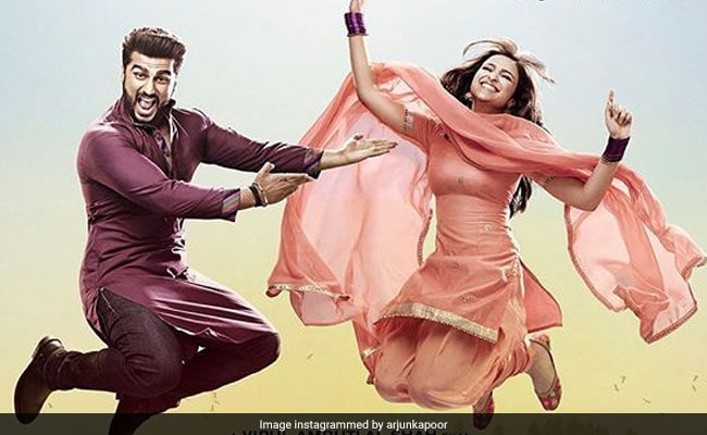 All The Reasons Why Arjun Kapoor And Parineeti Chopra's Film Namaste England Is Trending