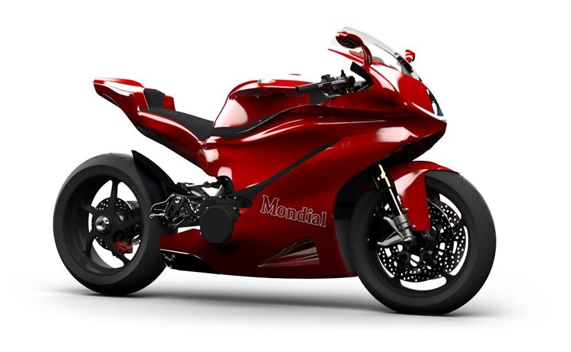 Italian brand MondialMoto announces V5-powered superbike