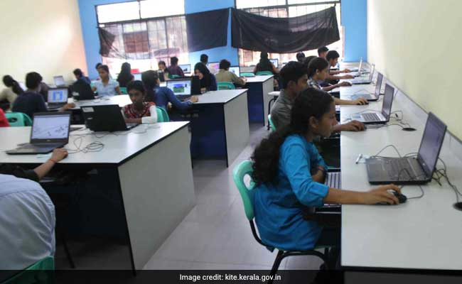 KITE Develops Portal To Provide Details Of Kerala Schools