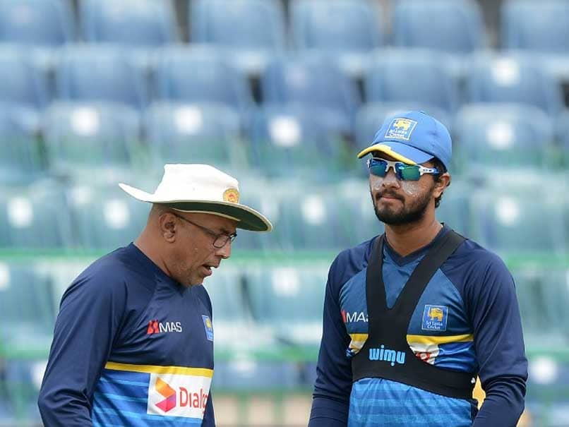 ICC Suspends Sri Lanka Captain Dinesh Chandimal, Coach Chandika Hathurusinghe For 4 ODIs, 2 Tests