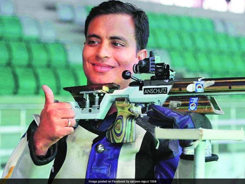 Asian Games 2018: Sanjeev Rajput Wins Silver In Men