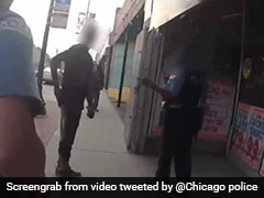 On Video, Armed Black Man Shot Dead By Chicago Police, Protests Follow