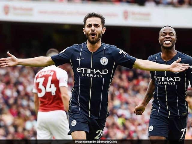 Premier League: Slick Manchester City Back In The Groove, Says Bernardo Silva
