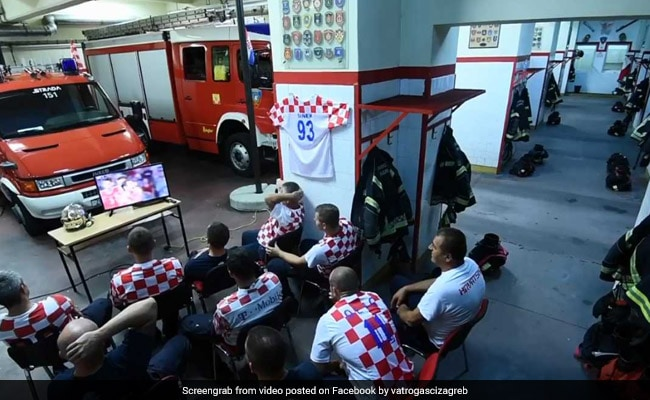 Video: Croatian Firefighters Miss Game-Winning Penalty As Siren Goes Off