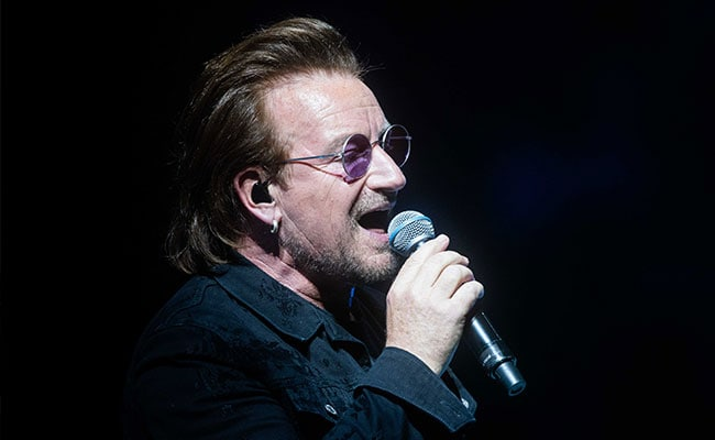 U2 Lead Singer Bono Loses Voice In Concert, Band Cuts Short Tour