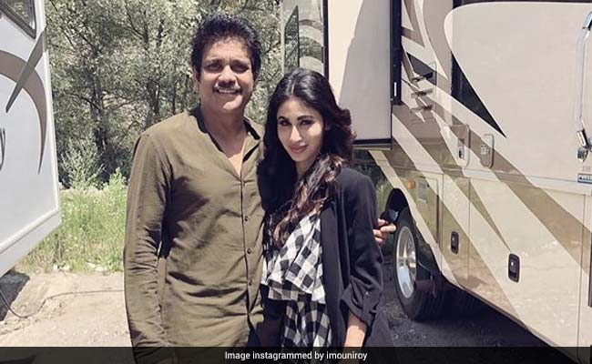 Brahmastra: Mouni Roy Posts A Pic With Nagarjuna. Check Out The Hashtags