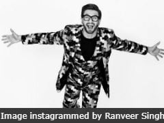 Ranveer Singh Has That Friday Feeling. Us Too