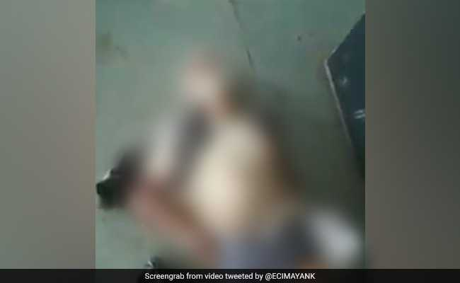 Body Allegedly Lies Unattended At Bhopal Train Station, Video Goes Viral