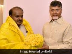 Andhra Pradesh, Karnataka Chief Ministers Meet Over Regional Parties