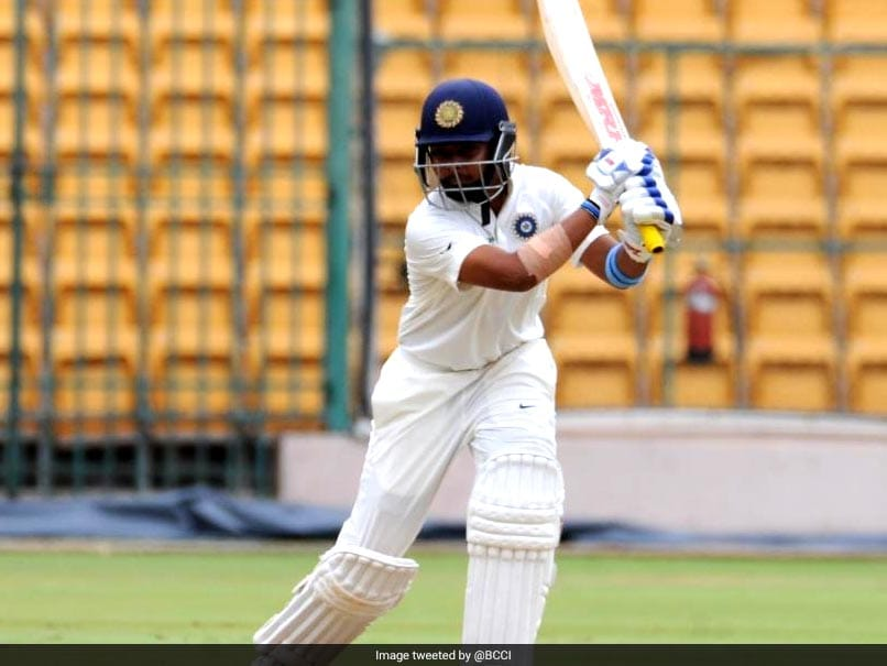 India vs England: Prithvi Shaw, Hanuma Vihari Named In India Squad For Last Two Tests Against England