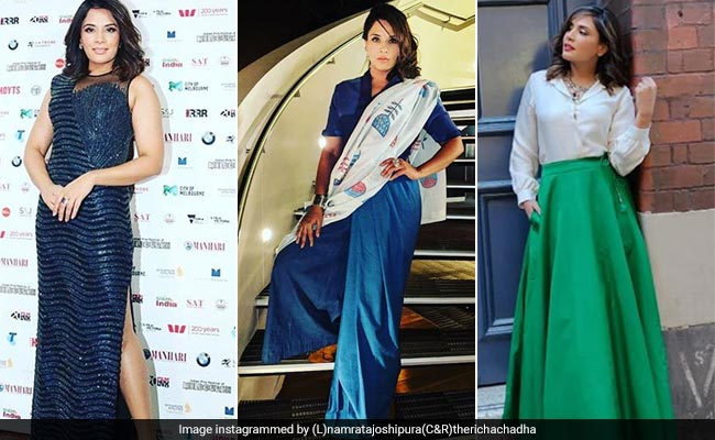 Richa Chadha's Outfits At Melbourne Fest Are Totally On Point