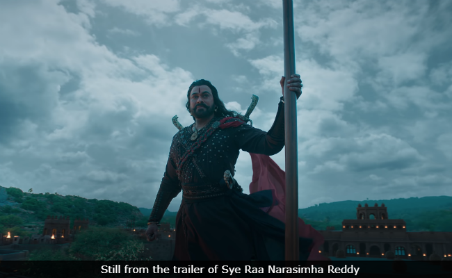Sye Raa Narasimha Reddy Teaser: Chiranjeevi's Gift For Fans Is Truly Spectacular