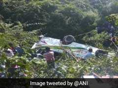 5 Dead, 21 Injured After Bus Falls Off A Mountain In Uttarakhand