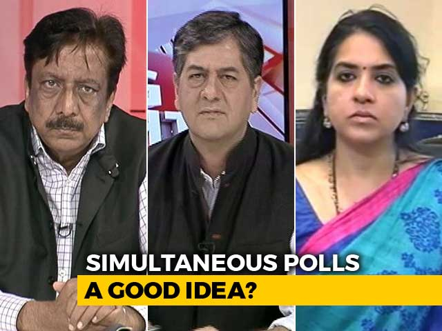 Video : 2019: One Nation, One Poll?