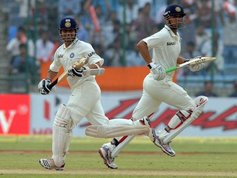 Rahul Dravid Picks Sachin Tendulkar To Bat For His Life