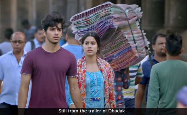 Dhadak Movie Review: Janhvi Kapoor And Ishaan Khatter Can't Enliven