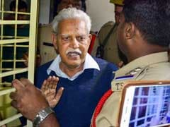 Elgar Parishad Case: Activist Varavara Rao Taken To Mumbai Hospital For Check-Up