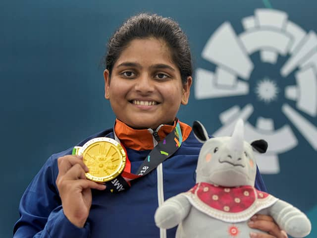 Asian Games: Rahi Sarnobat Wins Indias Only Gold On Day 4, Wushu Delivers Best Medal Haul