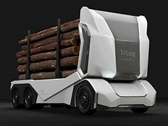 Einride Reveals First Autonomous, All-Electric Logging Truck