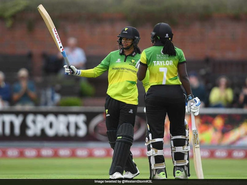 Smriti Mandhana Smashes Records At Women