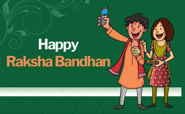 Happy Raksha Bandhan Rakhi Wishes Greetings Messages Images