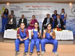 Mercedes-Benz Starts All-Women Mechatronics Course In India