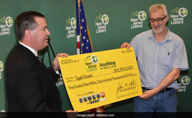 He Went Back To Return Orange Juice - And Picked Up Winning $315 Million Lottery Ticket