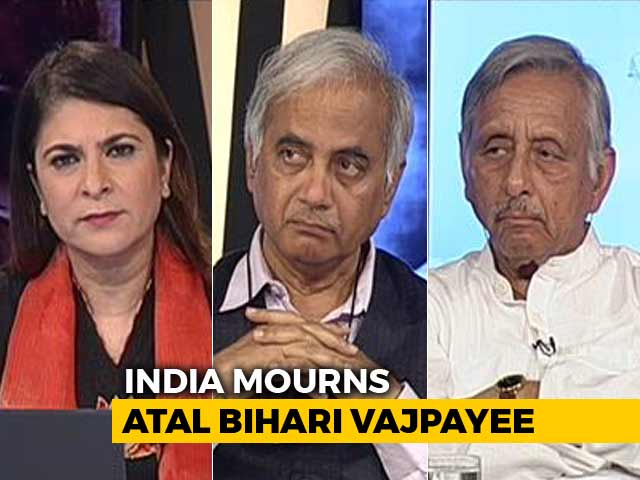 Video : 7-Day Mourning Declared As India Loses Atal Bihari Vajpayee