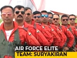 Video: India's Daredevils In The Sky