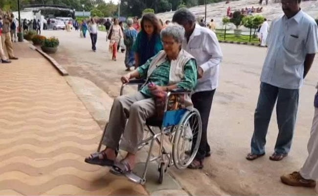 For Differently Abled, Poor Planning Takes Fun Out Of Big Bengaluru Show