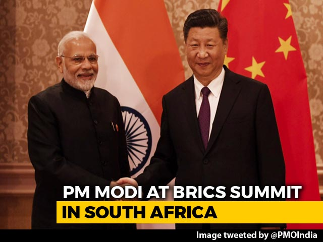 Video : PM Modi Meets Chinese President Xi Jinping For Third Time In 4 Months