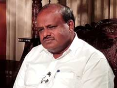 "HD Kumaraswamy Alleges ""Kingpins"" Are Roped In To Topple His Government"