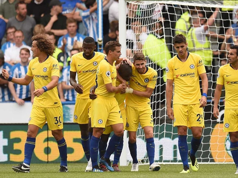Premier League: Chelsea Beat Huddersfield As New Signing Jorginho Shines