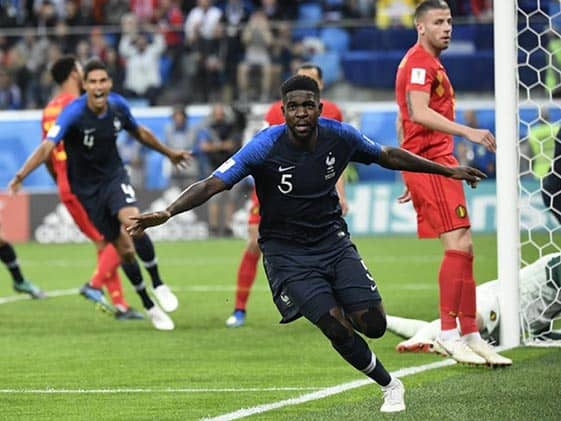 World Cup Semi Final, France vs Belgium Highlights: Umtitis Header Propels France To Their First World Cup Final In 12 Years