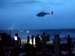 On Camera, 11 Picnickers Swept Away In MP Flash Flood; 34 Trapped On Rock