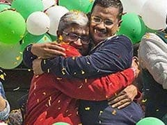"""Not In This Lifetime"": Arvind Kejriwal Rejects Ashutosh's Resignation"