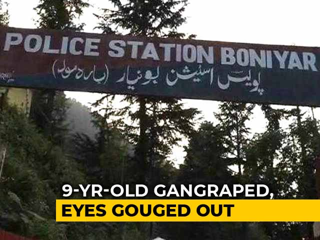 Video : 9-Year-Old Gang-Raped, Killed In Kashmir; Stepmother, Stepbrother Caught